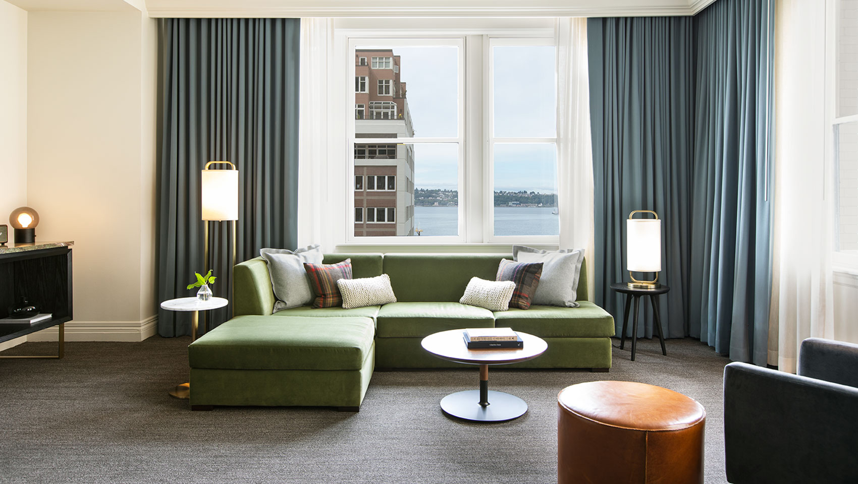 Kimpton Alexis Hotel in Seattle